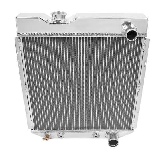 FB121 - Frostbite Aluminum Radiator- 3 Row - additional Image