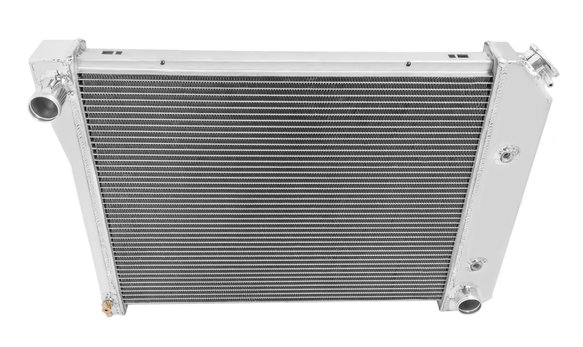 FB135 - Frostbite Aluminum Radiator- 2 Row - additional Image
