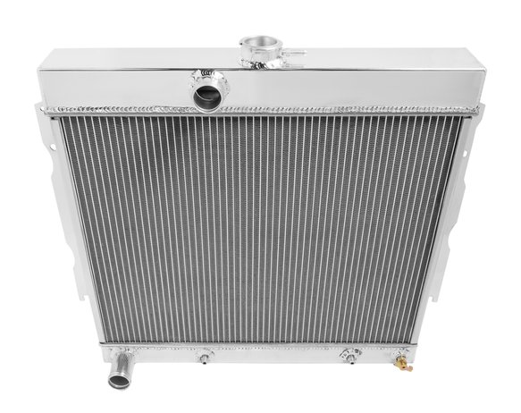 FB141 - Frostbite Aluminum Radiator- 2 Row - additional Image