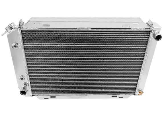 FB168 - Frostbite Aluminum Radiator- 2 Row - additional Image