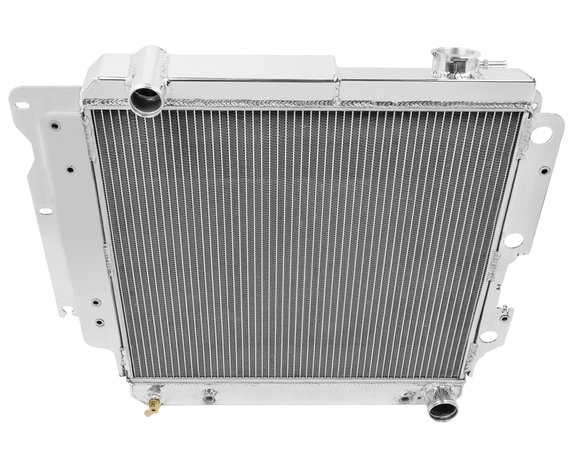 FB171 - Frostbite Aluminum Radiator- 3 Row - additional Image