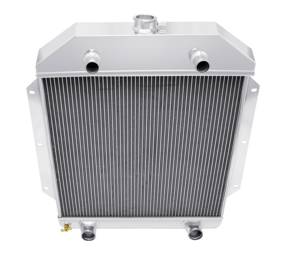 FB208 - Frostbite Aluminum Radiator - 2 Row - additional Image