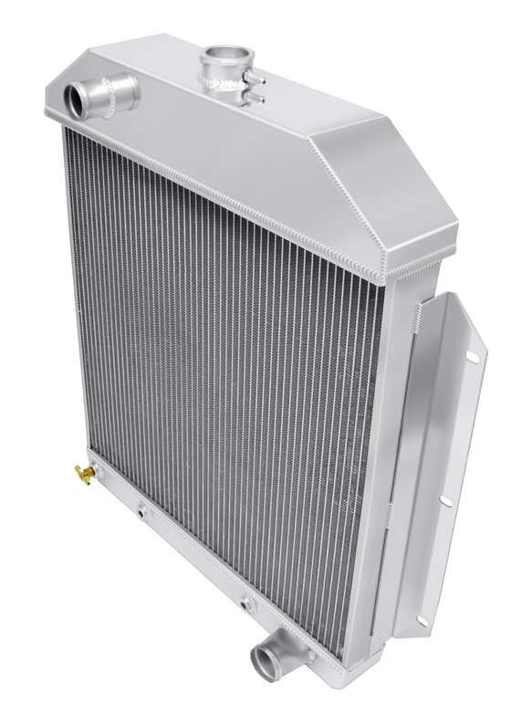 FB210 - Frostbite Aluminum Radiator - 2 Row - additional Image