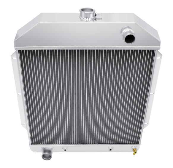 FB213 - Frostbite Aluminum Radiator - 2 Row - additional Image