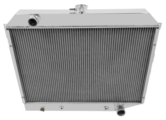 FB225 - Frostbite Aluminum Radiator - 2 Row - additional Image