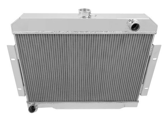 FB233 - Frostbite Aluminum Radiator - 2 Row - additional Image