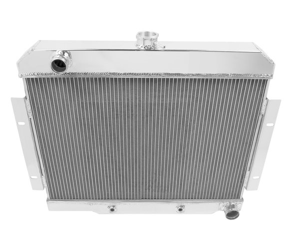 FB238 - Frostbite Aluminum Radiator - 2 Row - additional Image