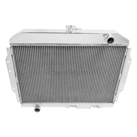 FB240 - Frostbite Aluminum Radiator - 4 Row - additional Image
