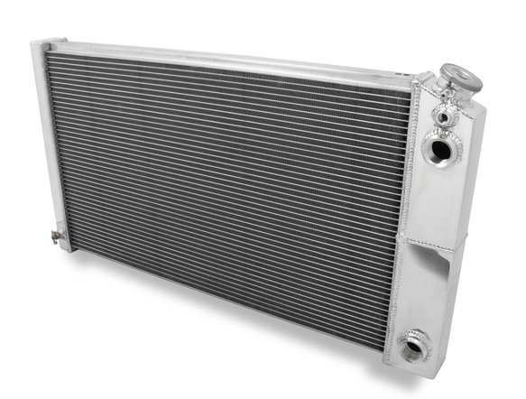 FB304 - Frostbite Aluminum Radiator, w/ GM LS Swap- 3 Row - default Image