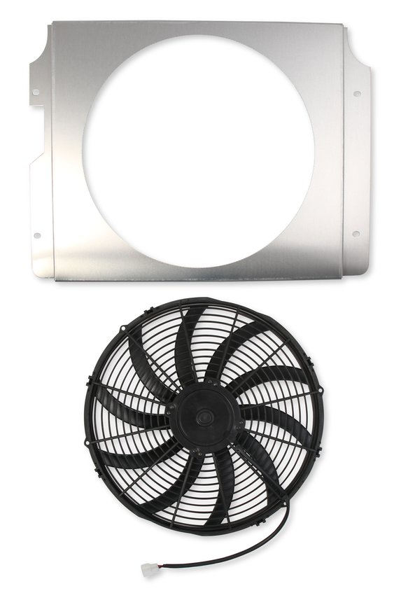 FB504H - Frostbite High Performance Fan/Shroud Package - additional Image