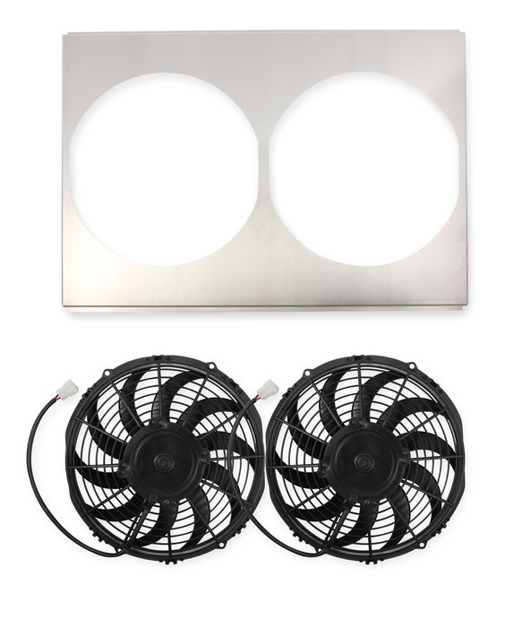 FB512H - Frostbite High Performance Fan/Shroud Package - additional Image