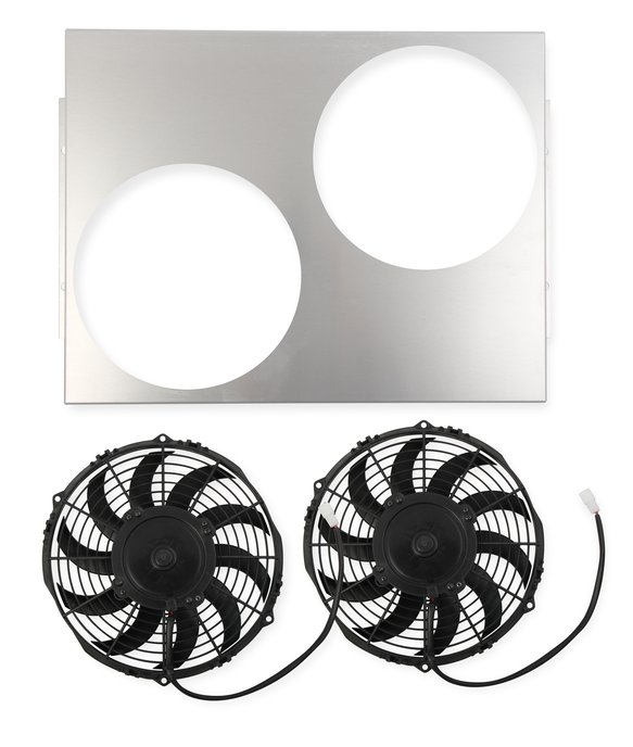 FB513H - Frostbite High Performance Fan/Shroud Package - additional Image