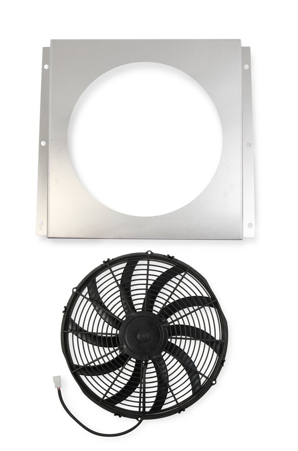 FB518H - Frostbite High Performance Fan/Shroud Package - additional Image