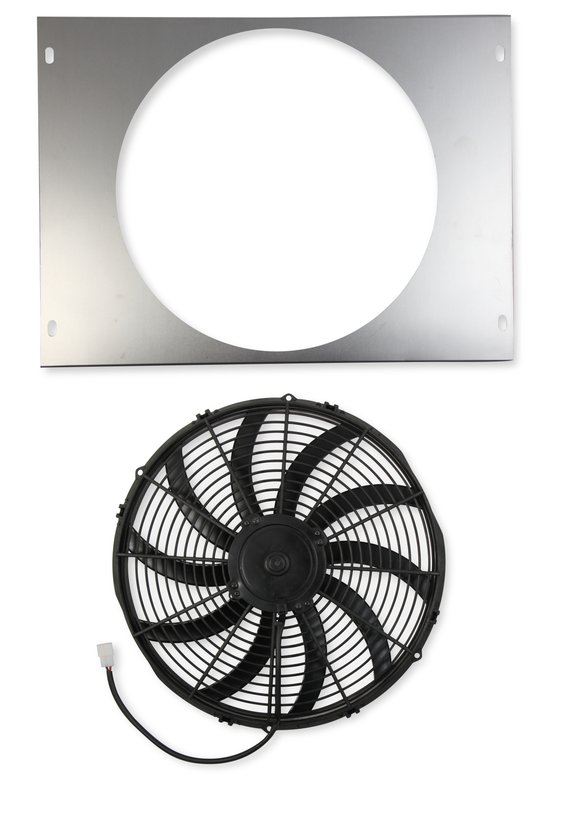 FB519H - Frostbite High Performance Fan/Shroud Package - additional Image