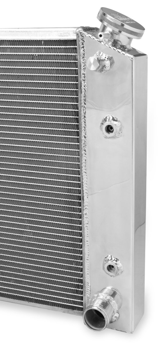 FB159 - Frostbite Aluminum Radiator- 2 Row - additional Image
