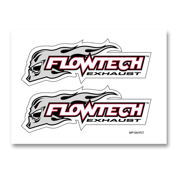 MP1001FLT - Flowtech Decal Sheet Image