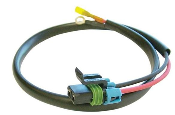 FR-PT15300027 - SPAL® Electric Fan Jumper Wiring Harness Pigtail Image