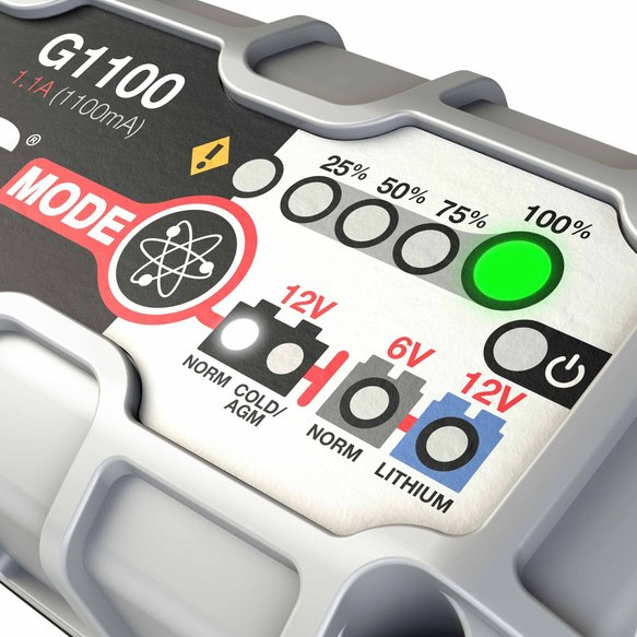 G1100 - 1.1A Smart Battery Charger - additional Image