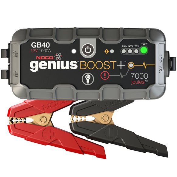 GB40 - Plus 1000A Lithium Jump Starter Image