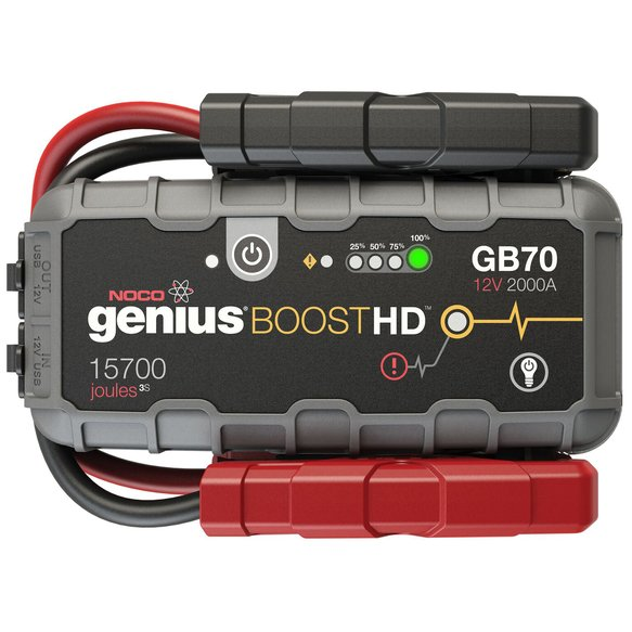 GB70 - NOCO® HD 2000A Lithium Jump Starter Image