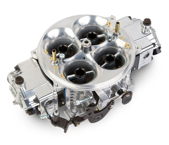FR-80909BK - 1350 CFM Gen 3 Ultra Dominator Carburetor- Factory Refurbished Image