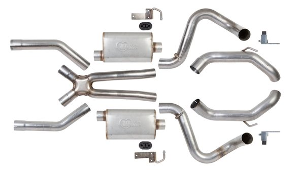 42501HKR - Hooker Header Back Exhaust System Image
