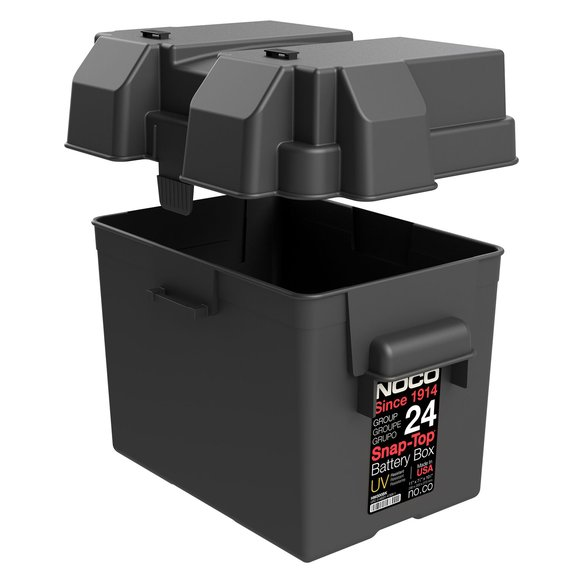 HM300BK - Group 24 Battery Box Image