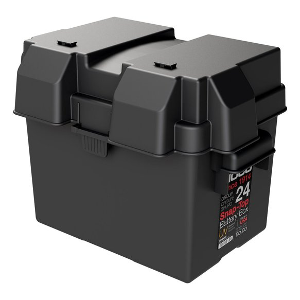 HM300BK - Group 24 Battery Box - additional Image