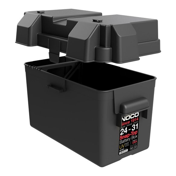 HM318BK - NOCO® Group 24-31 Battery Box - additional Image