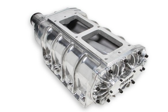 7582P - Weiand 6-71 Supercharger Kit - Polished - additional Image