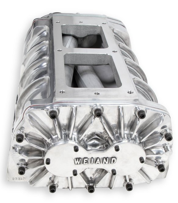 Weiand 7386P Weiand 8-71 Supercharger Kit
