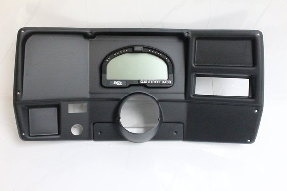 553-332 - Holley Dash Bezels for the Racepak Dashes Image