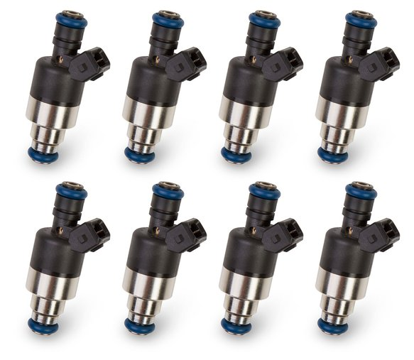 522-168FM - 160 lb/hr Performance Fuel Injectors - Set of 8 Image