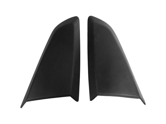 JR3B-63424B64-AA - Drake Muscle Cars 2015-19 Mustang Upper Quarter Window Scoops Image
