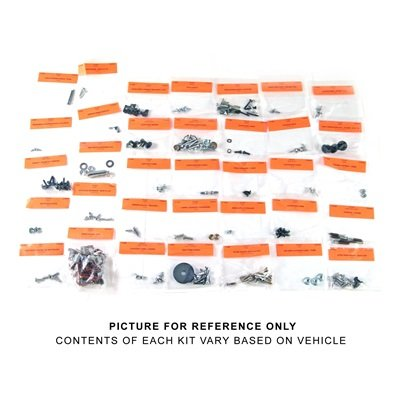 KIT-65Z-65B - Scott Drake Interior Fastener Kit (Coupe, Deluxe Int) Image