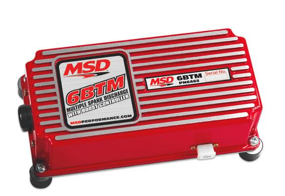 6462 - MSD 6-BTM Boost Timing Master Image
