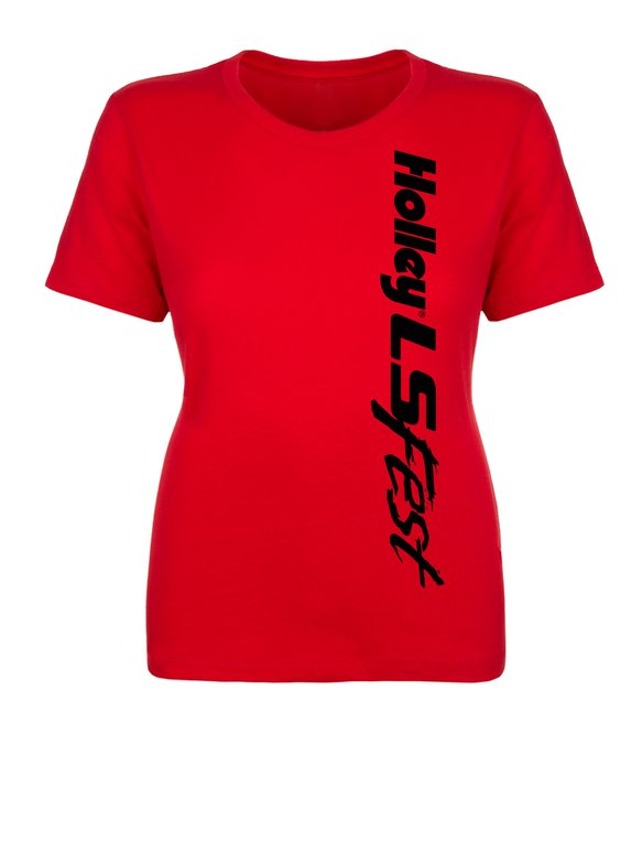 10215-2XHOL - Holley LS Fest Ladies' T-Shirt Image