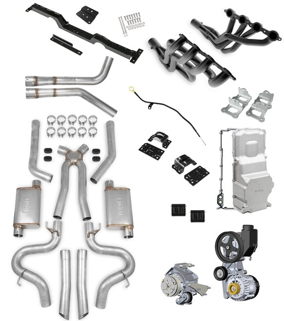 VK090026 - Level 4 LS Swap Kit - 1 3/4