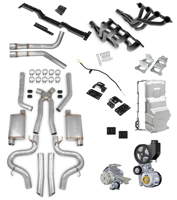 VK090027 - Level 4 LS Swap Kit - 1 3/4