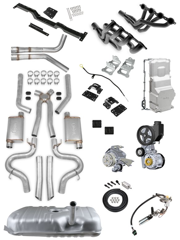 VK090050 - Level 5 LS Swap Kit - 1 3/4