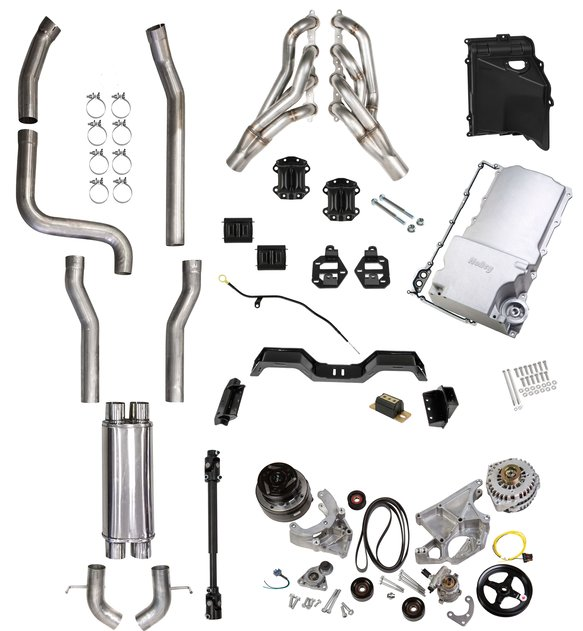VK090108 - LEVEL 4 LS SWAP KIT - 1 7/8