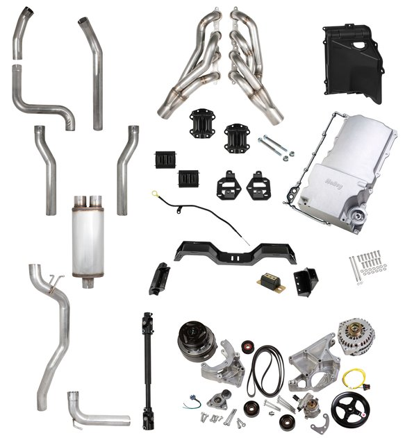 VK090106 - LEVEL 4 LS SWAP KIT - 1 3/4