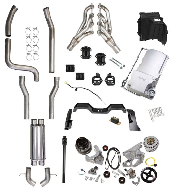 VK090131 - LEVEL 4 LS SWAP KIT - 1 7/8