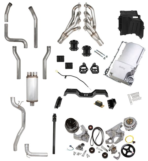 VK090107 - LEVEL 4 LS SWAP KIT - 1 3/4