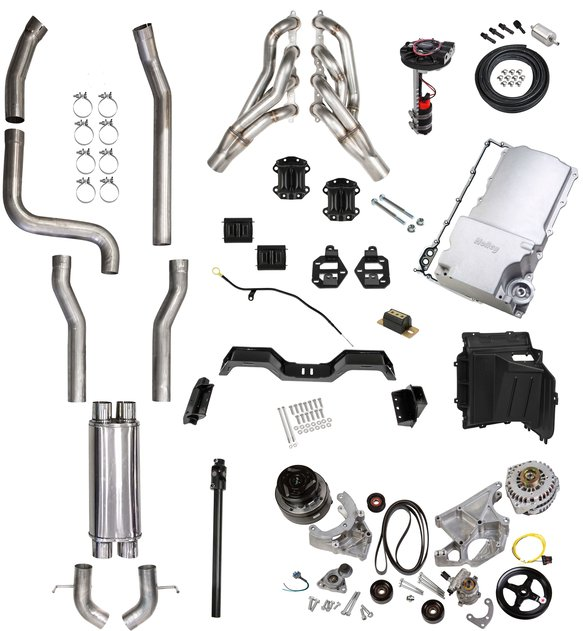 VK090115 - LEVEL 5 LS SWAP KIT - 1 7/8