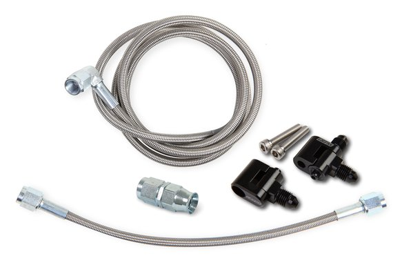 LS0014ERL - Earls LS Steam Tube Kit w/Speed Flex Image