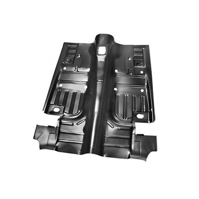 M107-8-FFSTD - Scott Drake Complete Floor Pan (All body styles) Image