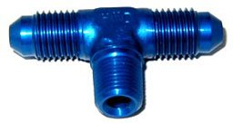 17260NOS - NOS Flare to Pipe T Fitting Image
