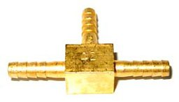 17538-42NOS - Regulator Bypass T Fitting Image