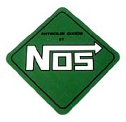 19205NOS - NOS Decal Image